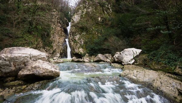 Река в Сочи, архивное фото - Sputnik Абхазия