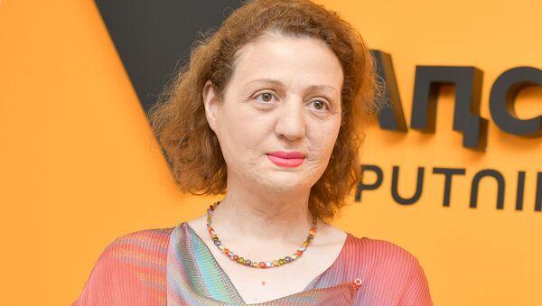 Эсма Хагба - Sputnik Аҧсны