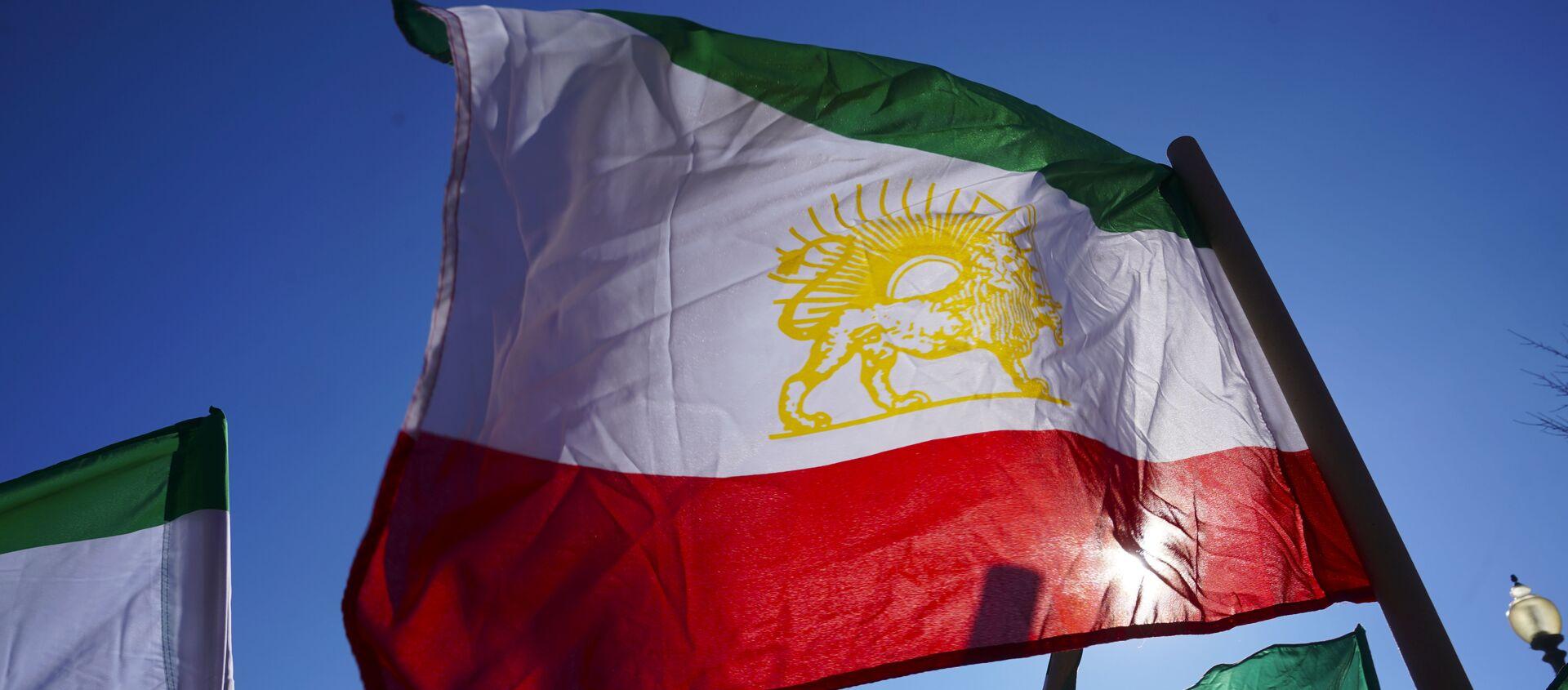 Флаги Ирана, фото из архива - Sputnik Абхазия, 1920, 12.08.2021