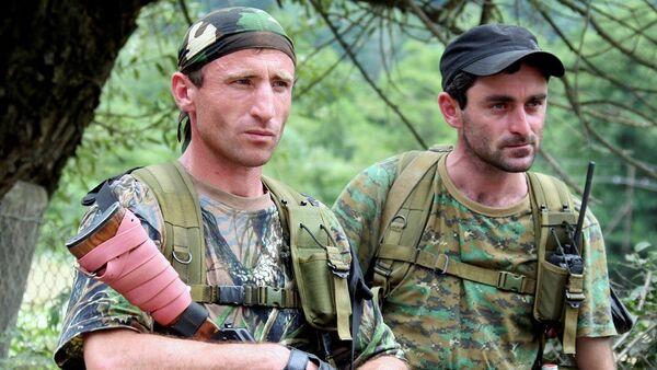 Военная операция в Кодорском ущелье - Sputnik Абхазия
