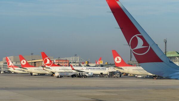 Самолеты авиакомпании Turkish Airlines - Sputnik Аҧсны