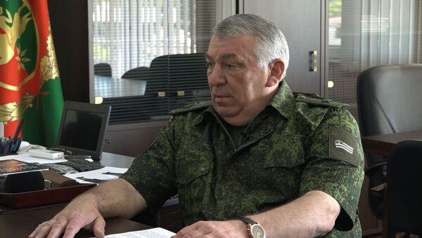Интервью Мираба Кишмария - Sputnik Аҧсны
