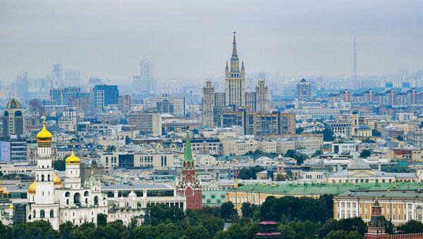 Города России. Москва - Sputnik Аҧсны