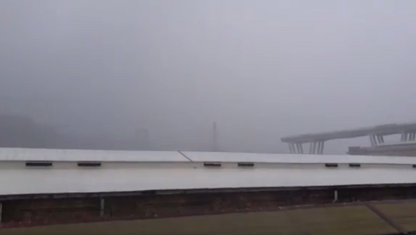 Обрушение моста в Генуе - Sputnik Аҧсны