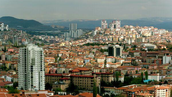 Вид на город Анкара - Sputnik Аҧсны