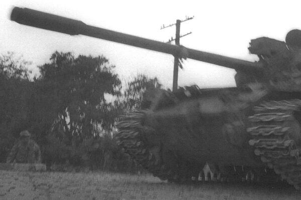 Одновременно с этим 16 сентября наступление началось и на Восточном фронте. - Sputnik Абхазия