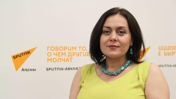 Эсма Асландзия - Sputnik Абхазия