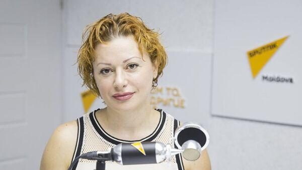 Ольга Омаров-Бахняну - Sputnik Абхазия