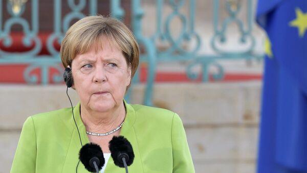 Федеральный канцлер ФРГ Ангела Меркель - Sputnik Абхазия
