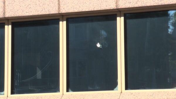 В Турции обстреляли посольство США - Sputnik Абхазия