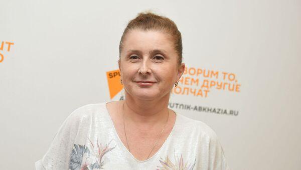Альдона Салакая - Sputnik Аҧсны