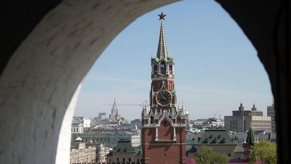 Спасская башня Московского Кремля - Sputnik Абхазия