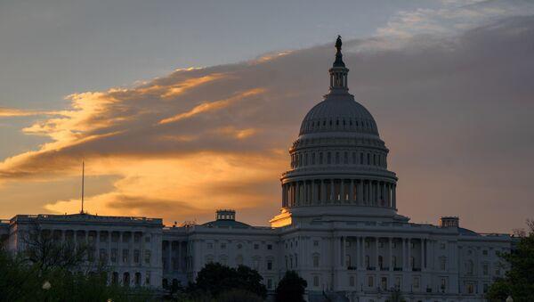 Здание конгресса США - Sputnik Аҧсны