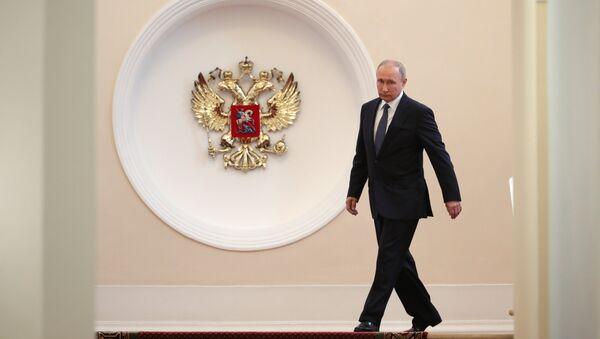 Инаугурация президента России В. Путина - Sputnik Абхазия