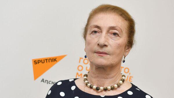 Гули Кичба - Sputnik Абхазия