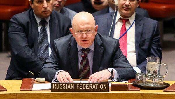 Заседание совета безопасности ООН в Нью-Йорке - Sputnik Аҧсны