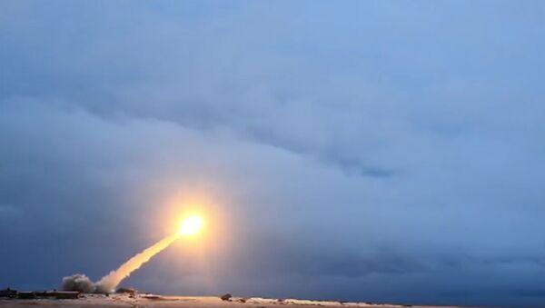 Испытания крылатой ракеты - Sputnik Аҧсны