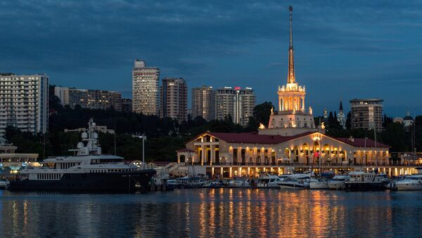 Города мира. Сочи - Sputnik Аҧсны