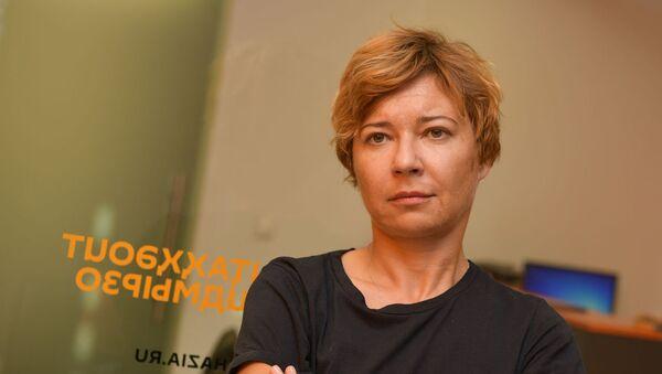 Светлана Бабаева - Sputnik Абхазия