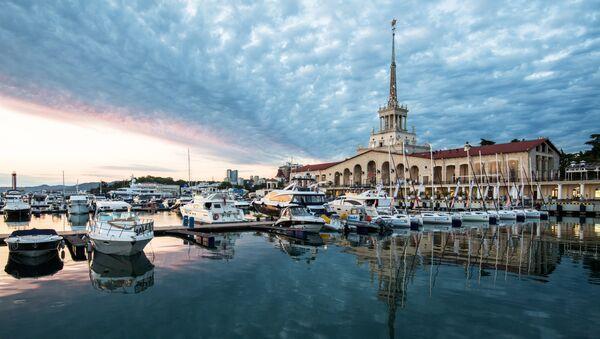 Города мира. Сочи - Sputnik Абхазия