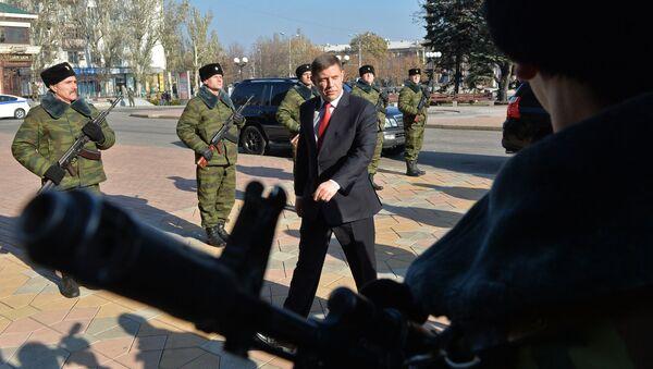 Александр Захарченко - Sputnik Аҧсны