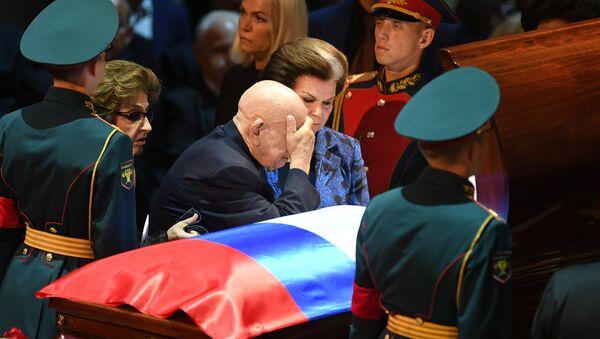 Прощание с Иосифом Кобзоном - Sputnik Абхазия