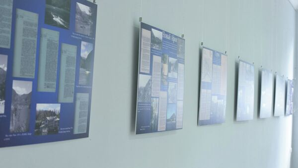 Выставка «Документы по истории туризма и градостроительства Абхазии в федеральных архивах России XX в.» - Sputnik Абхазия