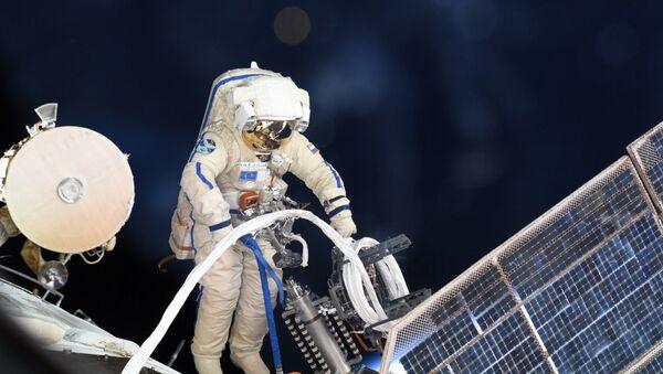 Работы на МКС - Sputnik Абхазия
