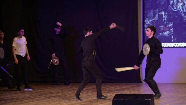 Репетиция ансамбля Ингушетия - Sputnik Абхазия