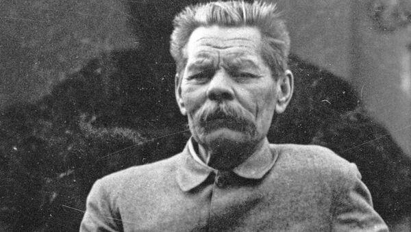 Алексей Максимович Горький - Sputnik Абхазия