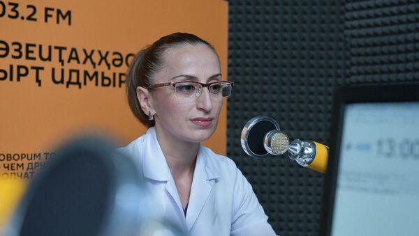 Индира Амичба - Sputnik Аҧсны