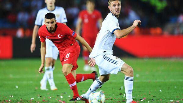 Футбол. Лига наций УЕФА. Матч Турция - Россия - Sputnik Абхазия