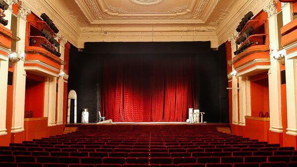 Зрительный зал театра на Малой Бронной - Sputnik Абхазия