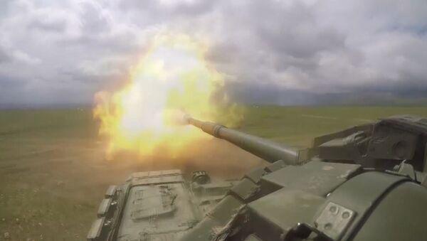 День танкиста - Sputnik Абхазия