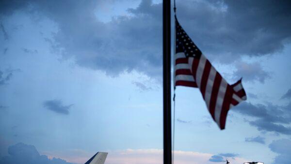 Флаг США - Sputnik Аҧсны