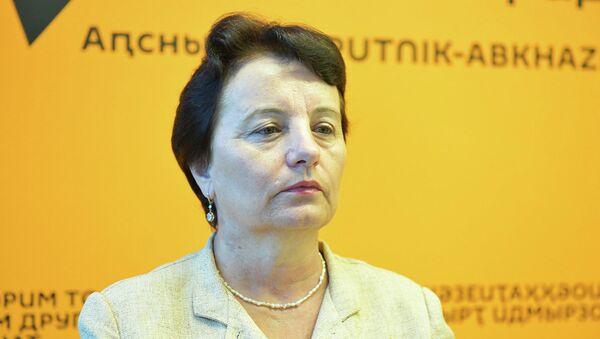 Екатерина Бебиаԥҳа - Sputnik Аҧсны