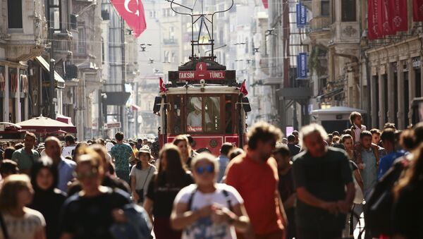 Стамбул - Sputnik Абхазия
