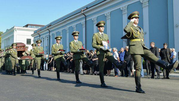Похороны Геннадия Гагулия - Sputnik Абхазия