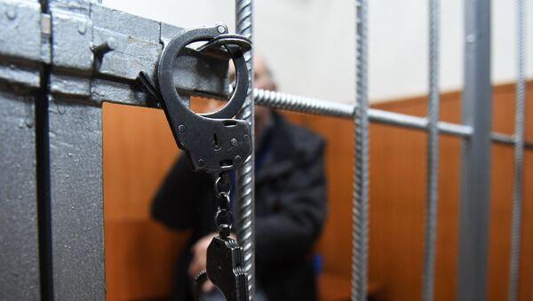 Ходатайство следствия об аресте водителя автобуса В. Тихонова в Басманном суде - Sputnik Аҧсны