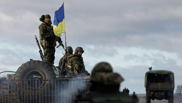 Солдаты украинской армии - Sputnik Абхазия