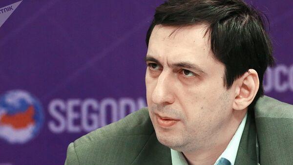 Андрей Арешев - Sputnik Абхазия