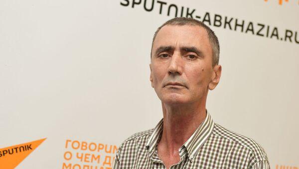 Беслан Квициния - Sputnik Аҧсны