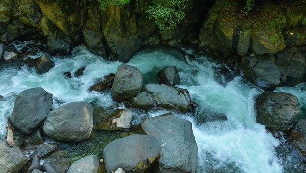 Горная река - Sputnik Абхазия