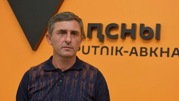 Джума Кварацхелия - Sputnik Абхазия