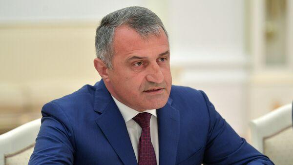 Президент Республики Южная Осетия Анатолий Бибилов - Sputnik Аҧсны