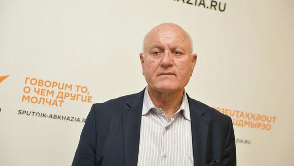Борис Ҷолариа - Sputnik Аҧсны