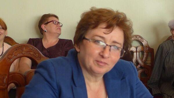 Марина Барцыц - Sputnik Абхазия