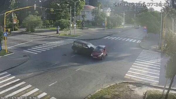 Видео ДТП - Sputnik Абхазия
