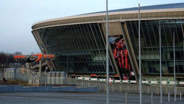 Стадион Донбасс Арена в Донецке. - Sputnik Абхазия