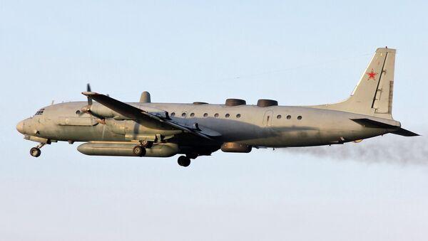 Самолет Ил-20 с российскими военными на борту потерпел крушение в Сирии - Sputnik Абхазия